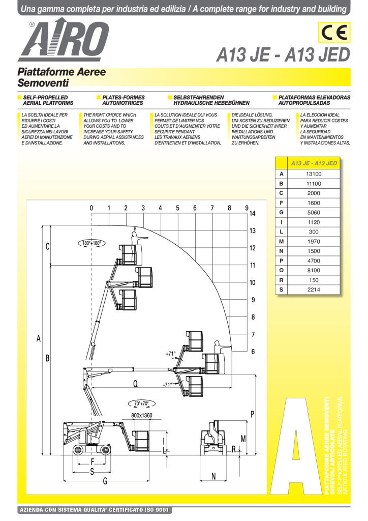 Download A13 JE, A13 JED Datasheet