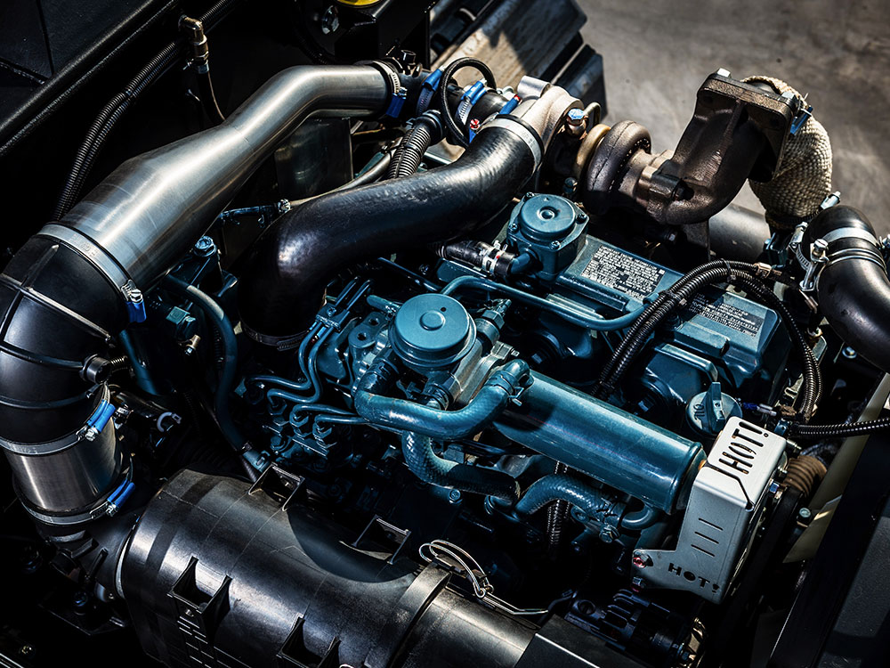 Diesel Electronic Engine