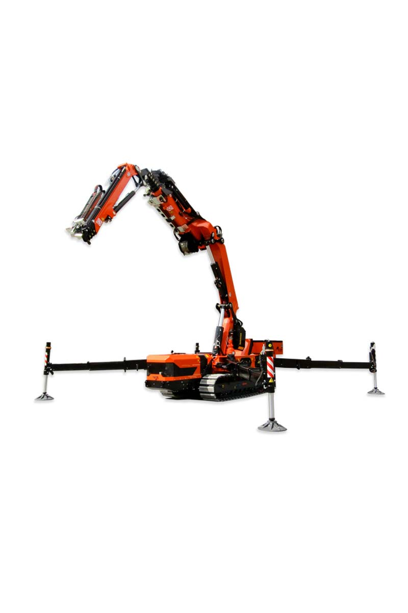 Jekko – Articulated Crawler Crane | JF365