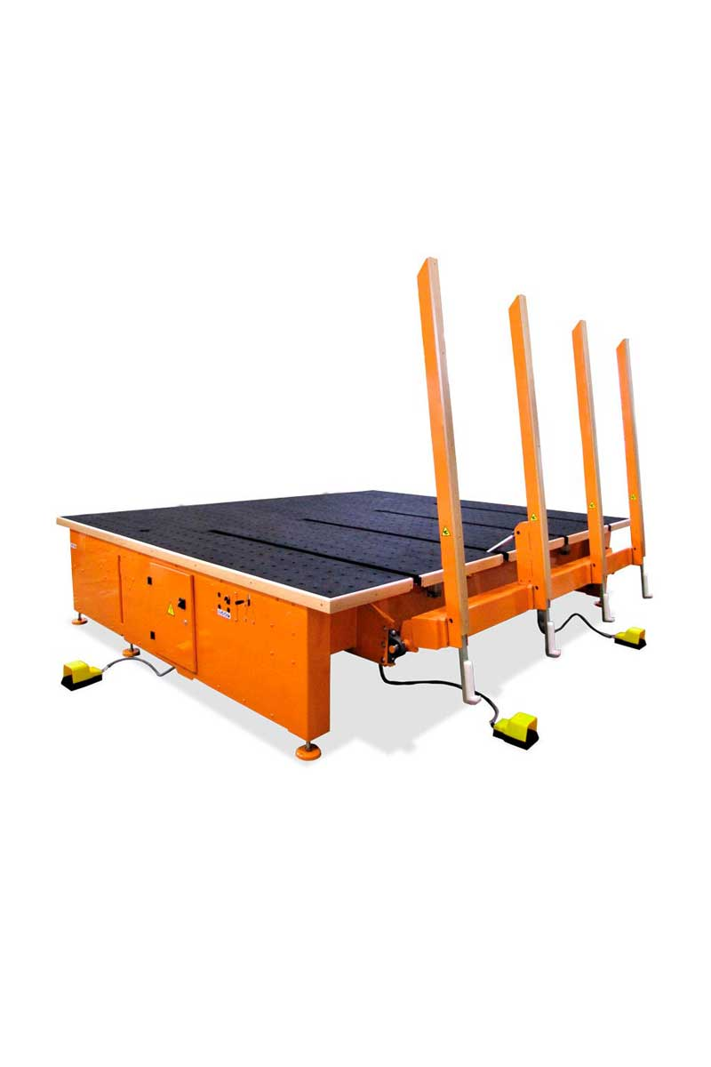 Turomas | Loading Table – Mc-300b