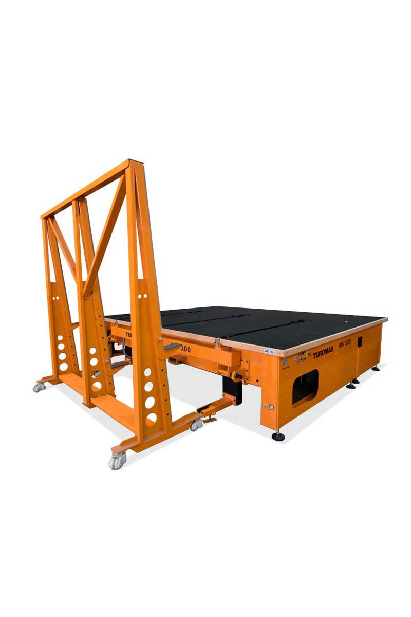 Turomas | Loading Table – Mv-300