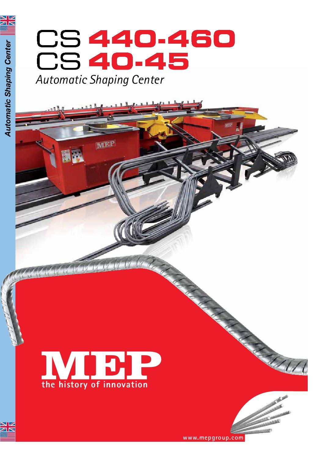 MEP - CS440-460 - CS40-45