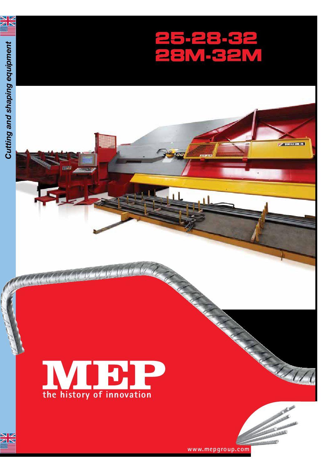 MEP - SyntaxLine25-28-32_UK