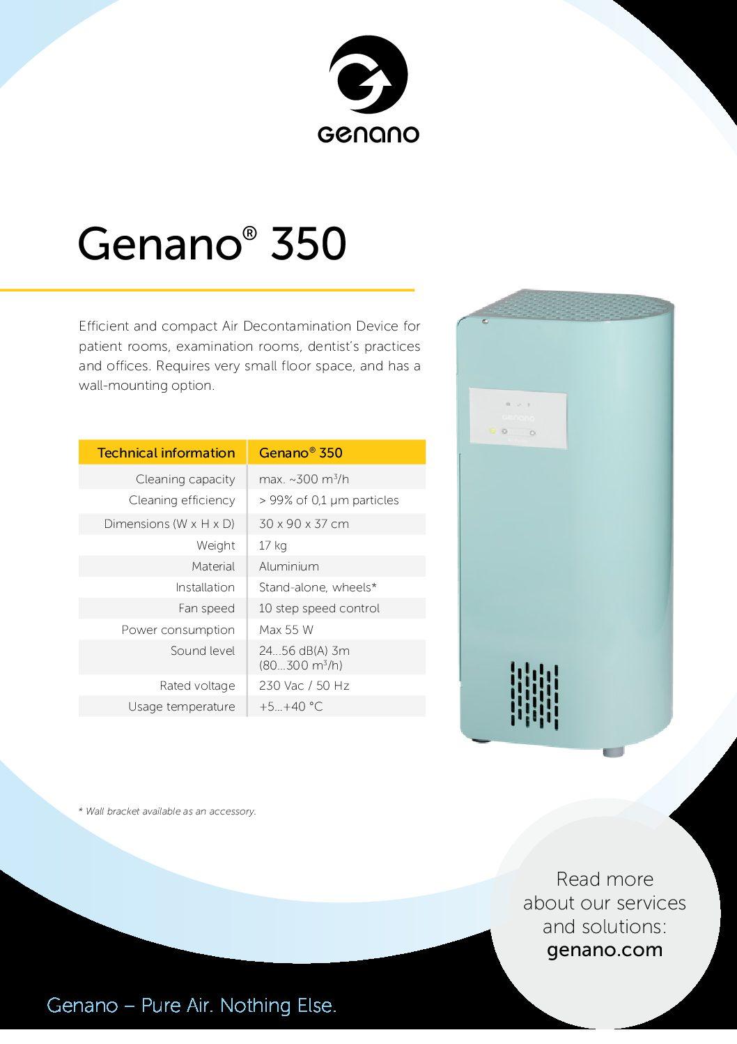 Genano - 350