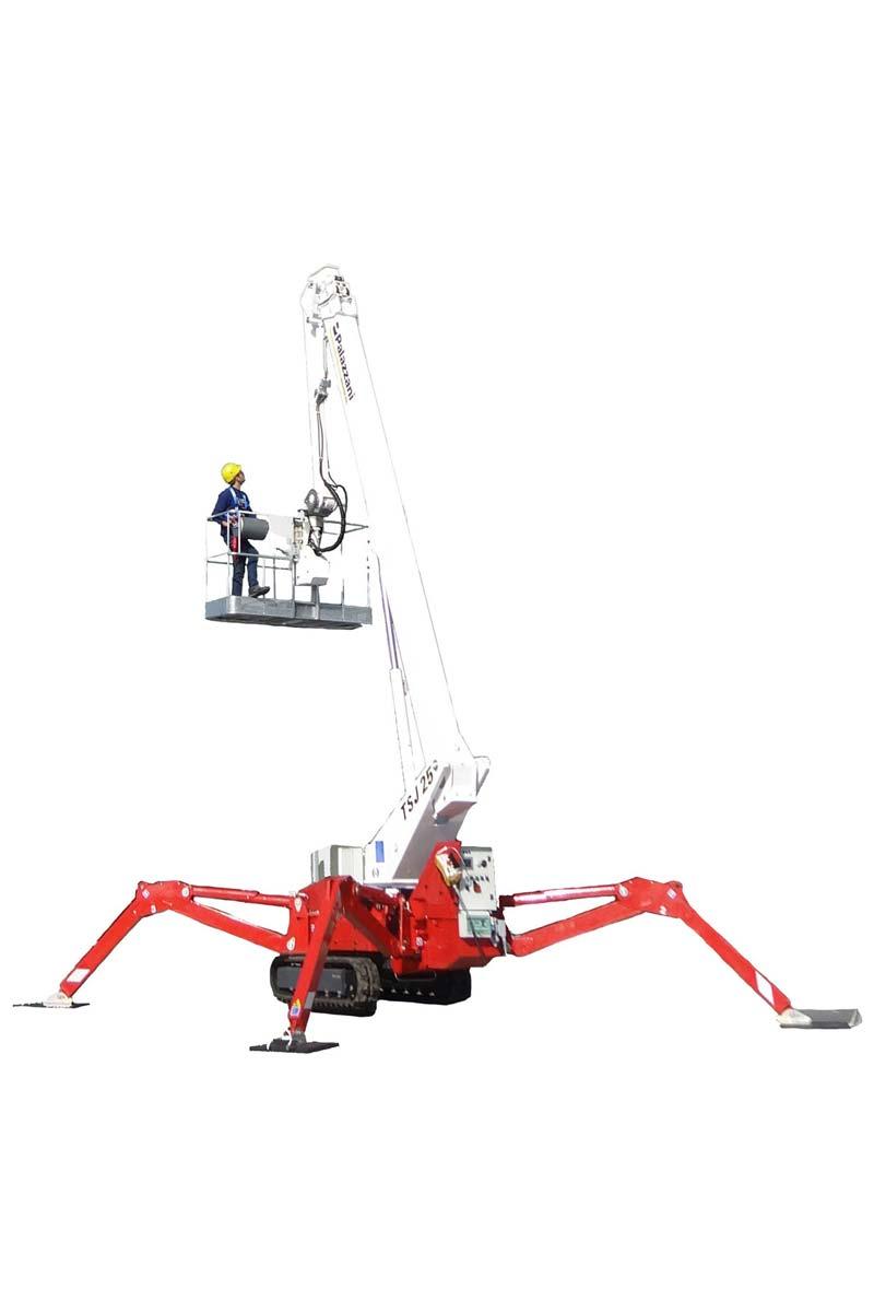 Palazzani – Spider Platform | TSJ-25