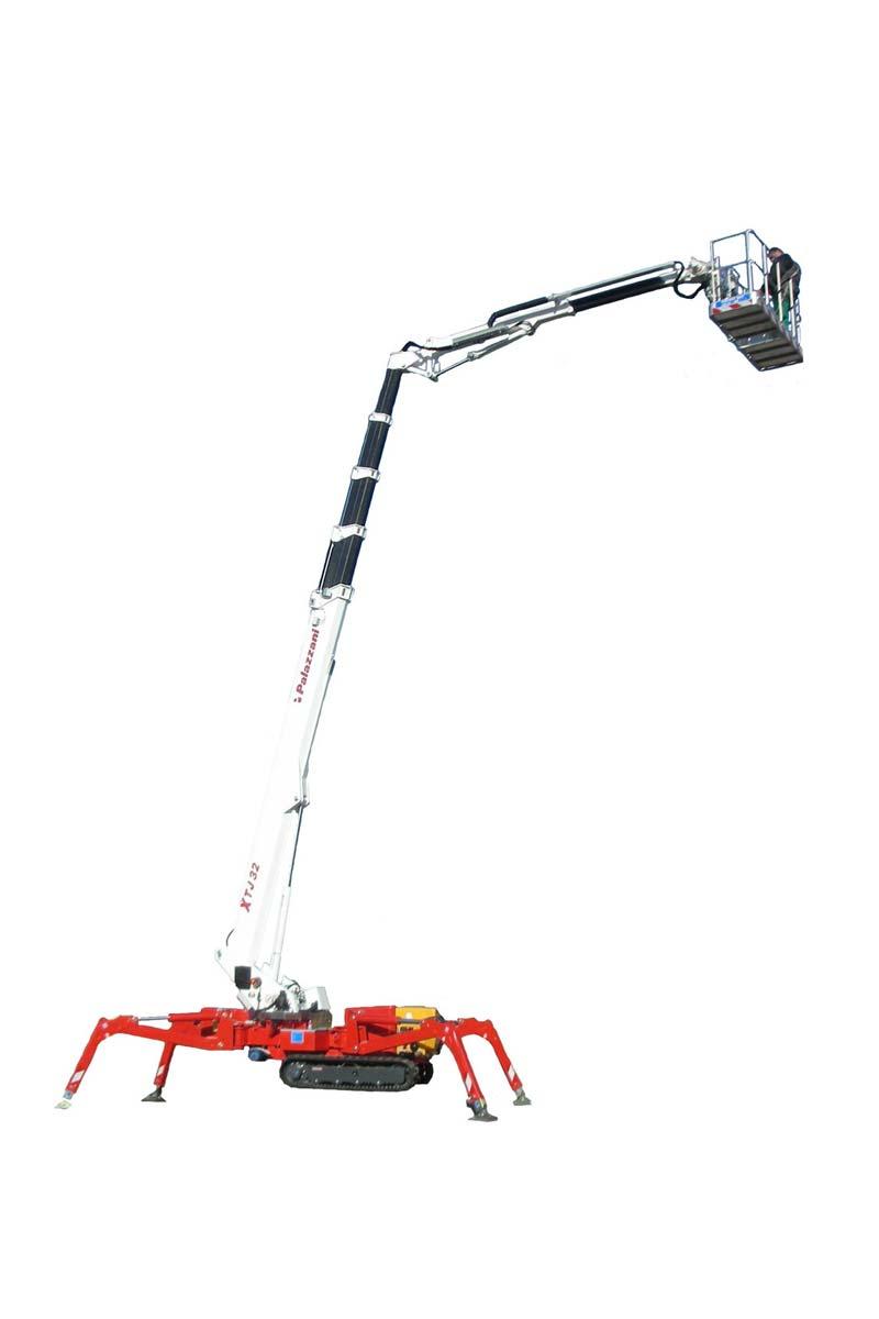 Palazzani – Spider Platform | XTJ-32