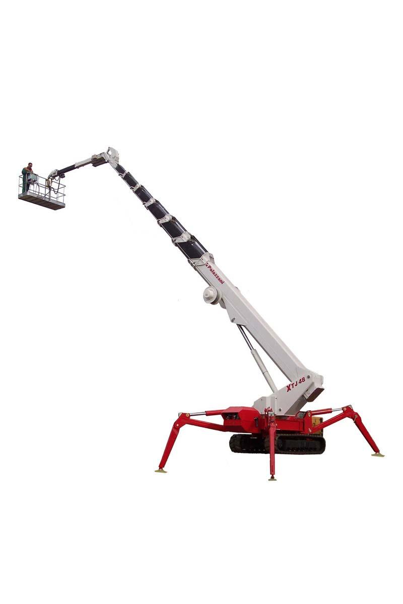 Palazzani – Spider Platform | XTJ-48.1+